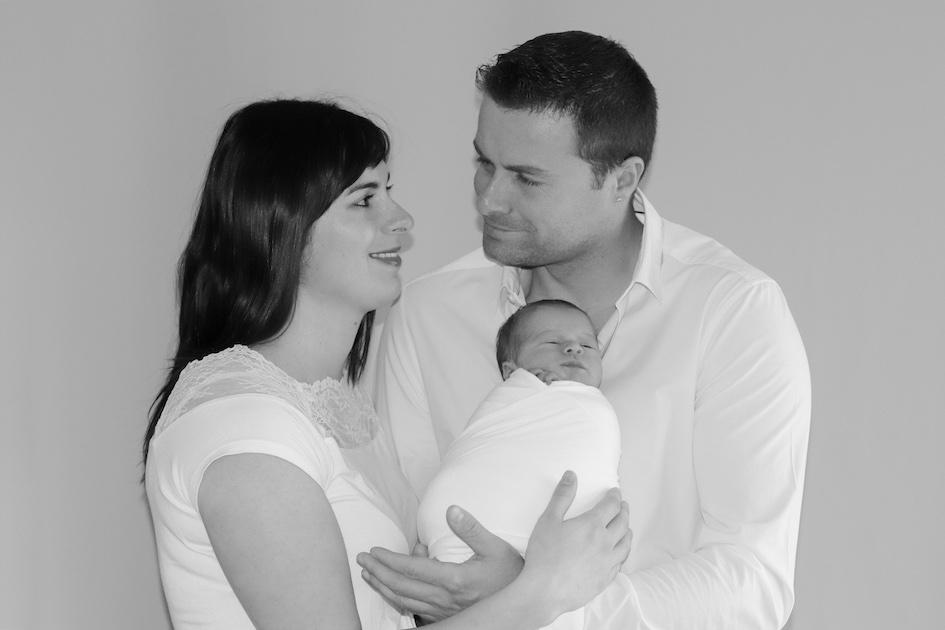 Comment s'habiller pour une séance photo naissance