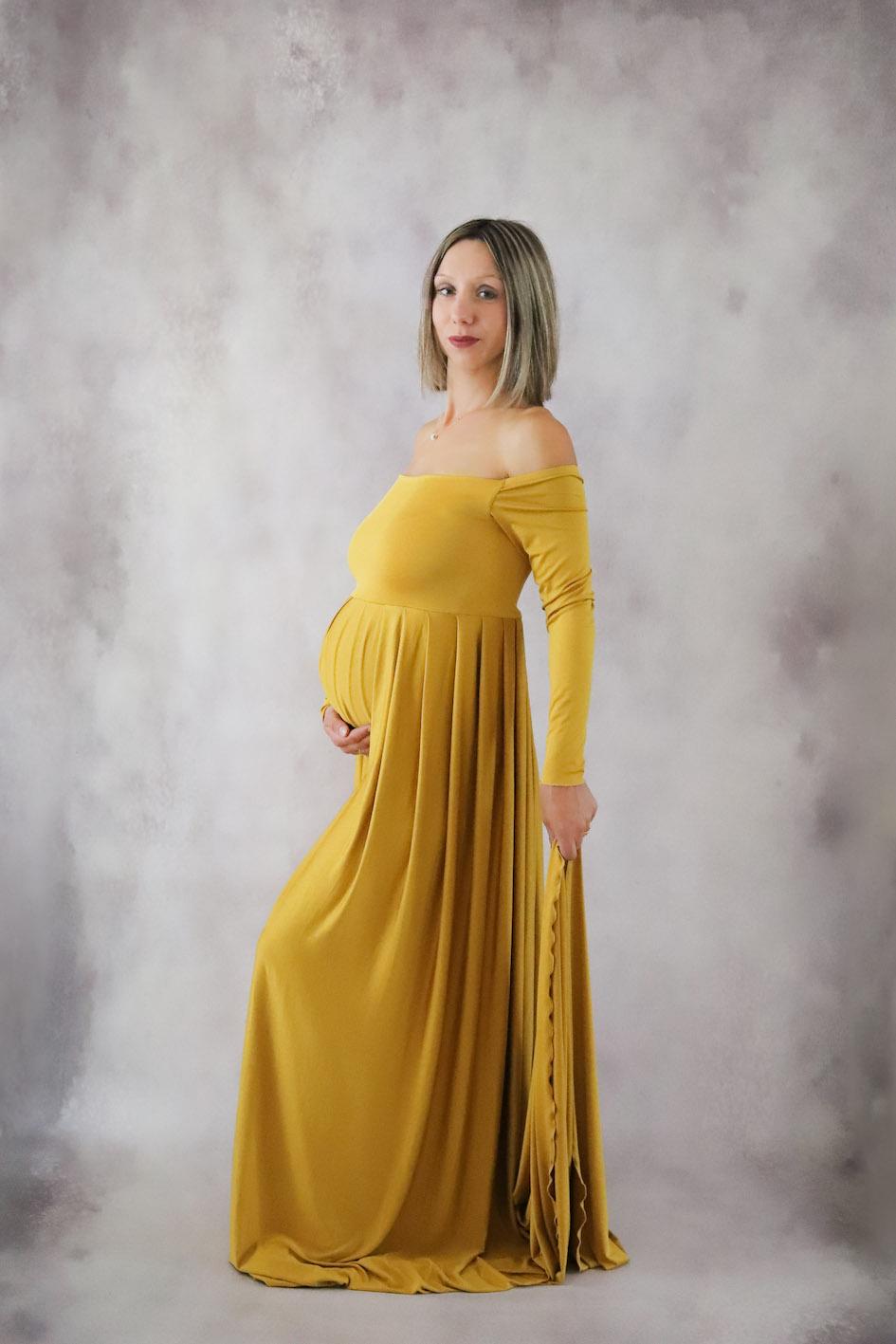 quelle tenue pour un shooting grossesse