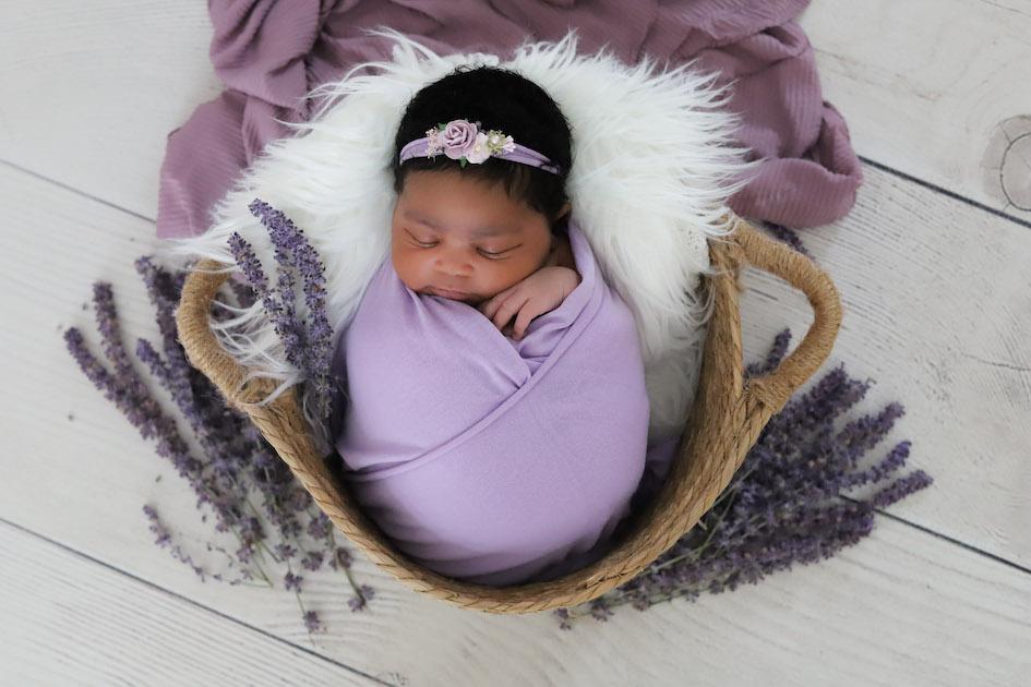 quelle tenue tenue pour une seance photo naissance
